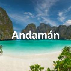 Islas del mar de Andaman Kho Phi Phi