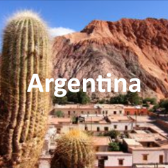 ir de viaje iguazu y las tierras coloradas del norte argentina